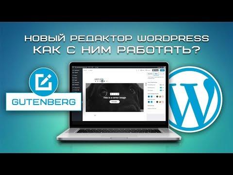 Дополнительный редактор wordpress
