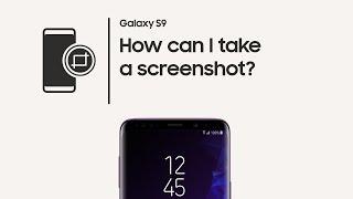 Galaxy S9: How to take a screenshot