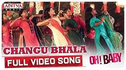 Changu Bhala Full Video Song || Oh Baby Songs || Samantha Akkineni, Naga Shaurya || Mickey J Meyer