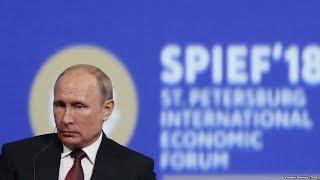 Путин: Россия непричастна к гибели