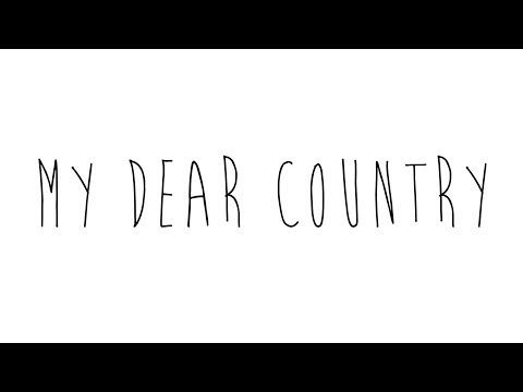 My Dear Country - Cover