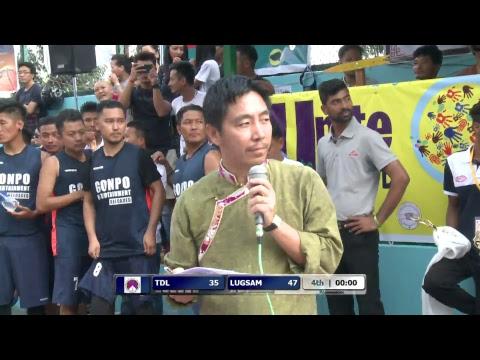 Final Match, Fight Against TB Basketball Tournament