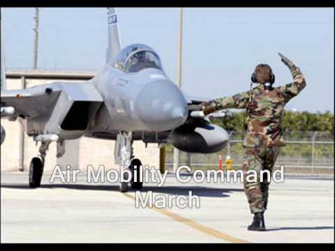 Air Mobility Command March by Mark Camphouse