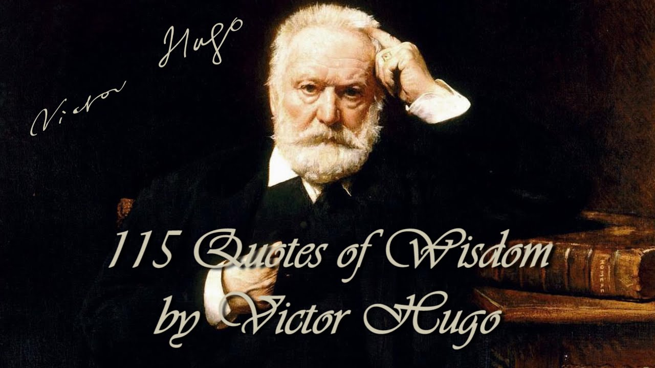 an overview of the topic of victor hugo as a french romanticist poet Focus on the poet's or writer's own feelings instead of a by introducing structure and spirituality and romanticist individualism as the victor of both.