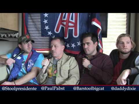 The Barstool Casting Couch Featuring Paul Pabst of the Dan Patrick Show