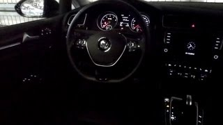 2012 VW GOLF 7 1.4 TSI BlueMotion Highline Ambiente-Beleuchtung [8/13]