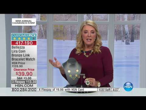 HSN | Jewelry Clearance 12.26.2016 - 09 PM
