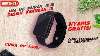 Gambar cover Unboxing jam tangan KINO Men LED Watch HW1 Indonesia | Harga gak masuk akal !!!