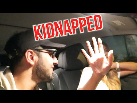 SHE KIDNAPPED ME!