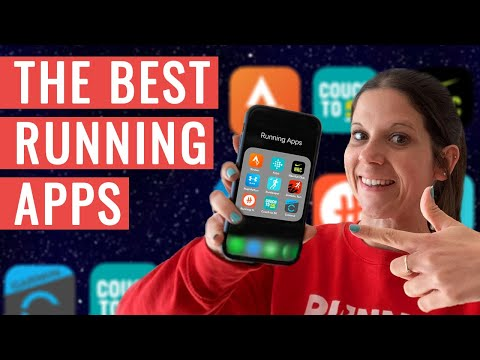 The BEST Running APPS In 2020 | Feat. Strava, Garmin Connect, Adidas Running By Runtastic And More!