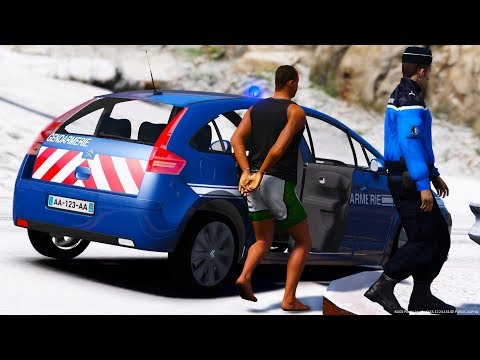 [GTA-LSPDFR] CITROËN C4 | GENDARMERIE NATIONALE #166