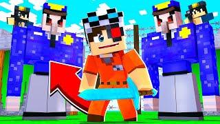 НОВАЯ ТЮРЬМА! ОГРОМНЫЕ ГОЛЕМЫ МЕНЯ ПИНАЮТ! ЗЕК В МАЙНРАФТЕ! Minecraft Prison