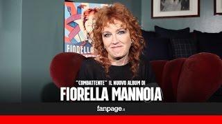 """Fiorella Mannoia è una """"Combattente"""": """"Esprimere le mie opinioni è una necessità"""""""