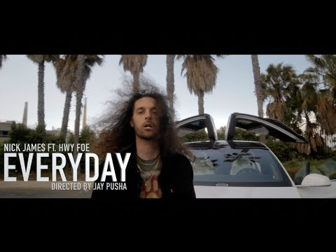 Nick Jame$ Ft. Hwy Foe - Everyday | Directed by @TheRealJayPusha