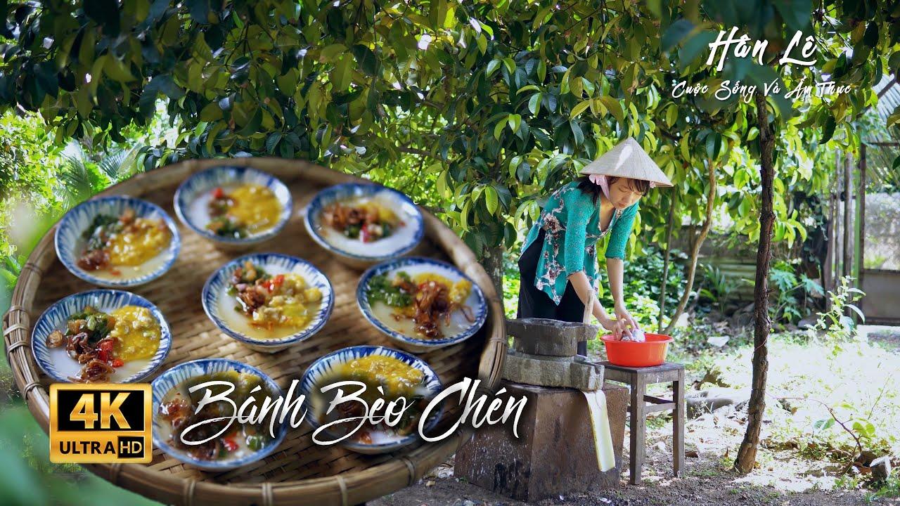 Bánh Bèo Chén Miền Trung | Hân lê cuộc sống và ẩm thực #33