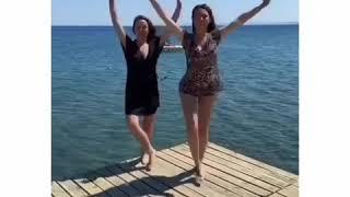 Gizem Güneş❤️ Aslıhan kapanşahin dans
