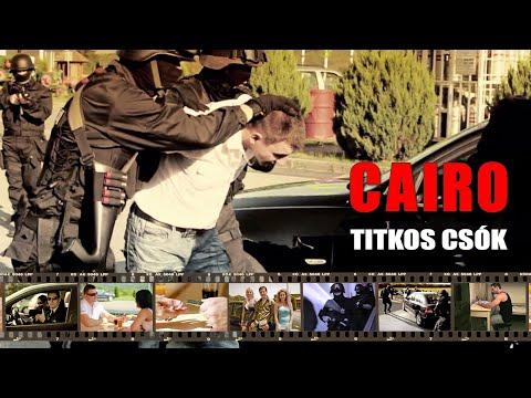 CAIRO - Titkos csók (Official Music Video)