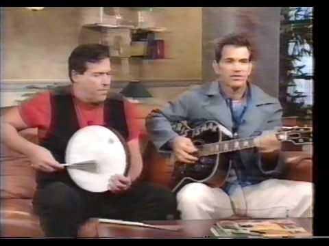 """Chris Isaak - """"GMA"""" 1996 - Part 1"""
