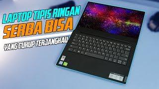 Laptop TIPIS & Ringan Murah dan Serba Bisa | Editing | Rendering | GAMING | Review Lenovo S340