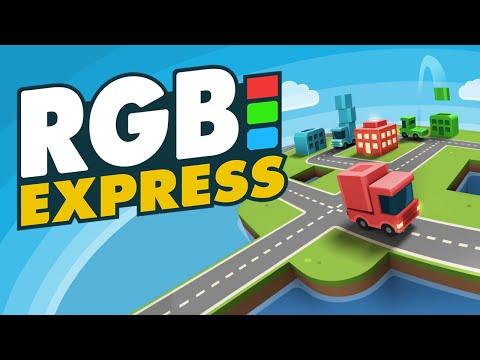 RGB Express – Mini Truck Puzzle
