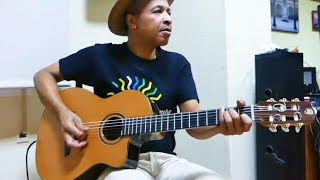 Ghost Riders In The sky (J.Cash) Naudo fingerstyle