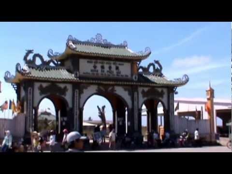 Chùa Mẹ Nam Hải (Quan Âm Phật Đài) - Bạc Liêu 1/3/2012.VOB