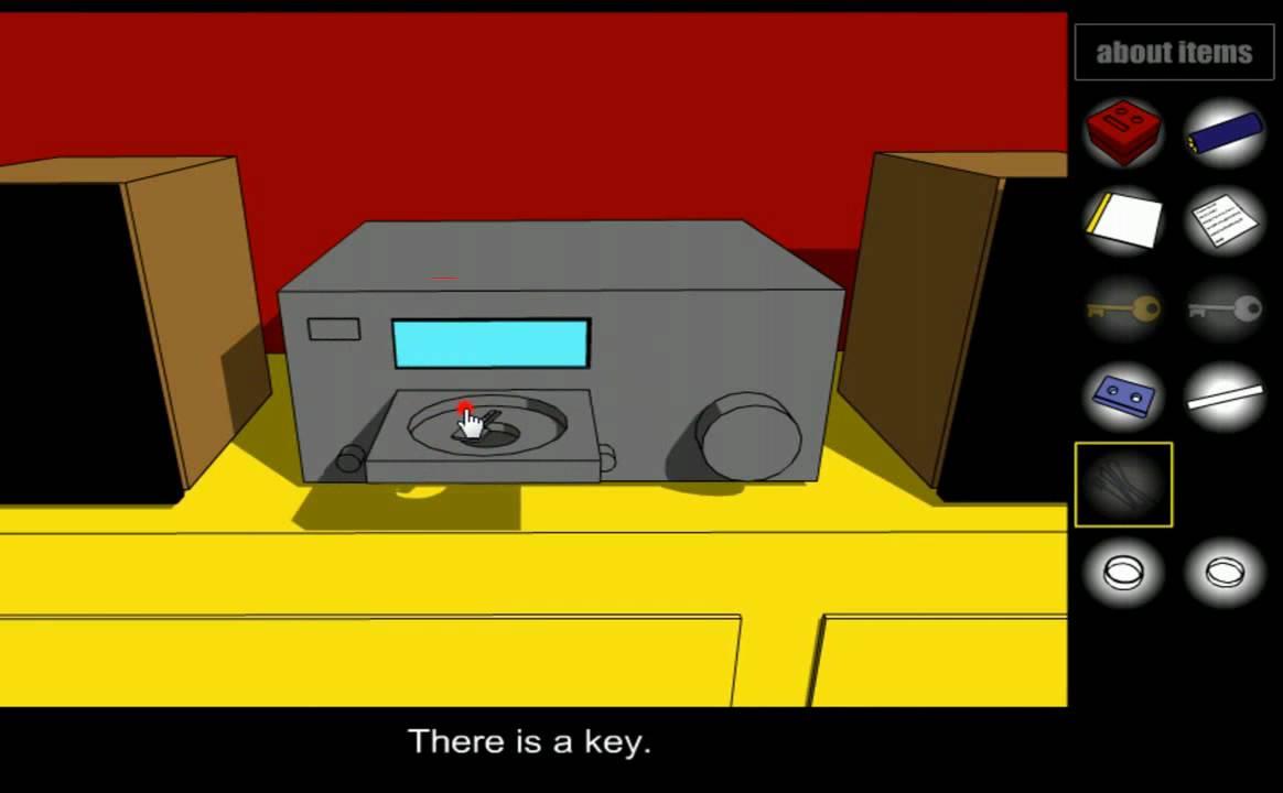 Crimson Room Escape The Room
