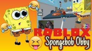 Roblox Spongebob Squarepants Obby
