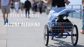 HEROES AMONG US // Alyona Alekhina // BIKE