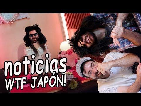 NOTICIAS WTF! LA PERTURBADORA ACTUALIDAD DE JAPÓN