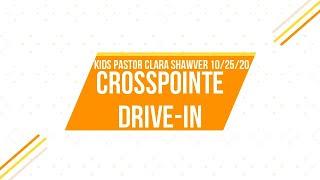 10/25/20 - Children's Pastor Clara Shawver - Back To Life