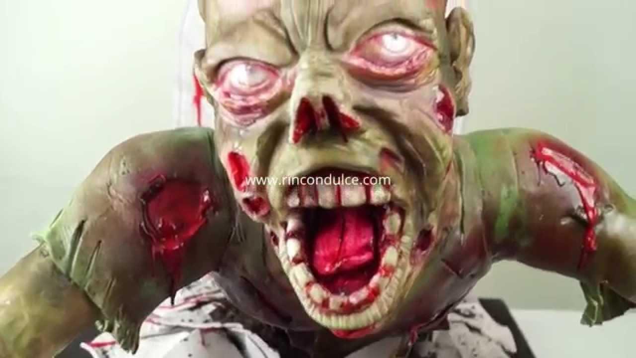 Zombie Cake 3D YouTube