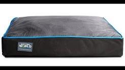 Better World Pets Orthopedic Waterproof Memory Foam Dog Bed