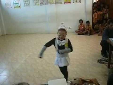 Juara I Pantomim Hari Anak Nasional Tingkat SD Se Kec.Prambon Nganjuk