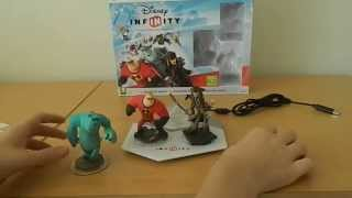 Disney Infinity Starter Kit Unboxing (Xbox 360)