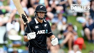 Ross Taylor goes past Stephen Fleming in ODIs | Daily Cricket News