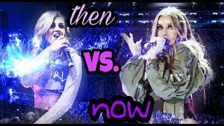 Perrie Edwards Vocals -  Then vs. Now