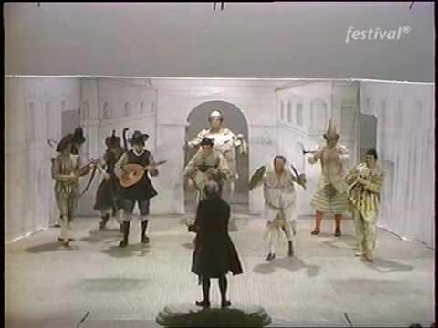 Rossini: Der Barbier von Sevilla - 1. Akt (Suitner, Berghaus, dt.)