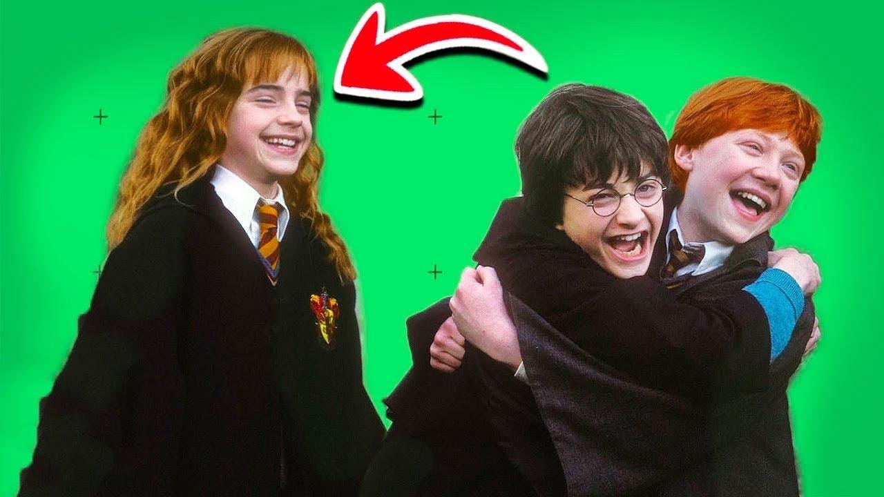 Download Harry Potter Setinde Yaşanmış Komik ve Zorlu Anlar