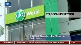 GLOBACOM Launches Ultra Modern Service Outlet In Ikeja