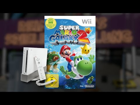Gameplay : Super Mario Galaxy 2 [WII]