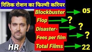 Hrithik Roshan All Hit Or Flop Movies List And Box Office Collection