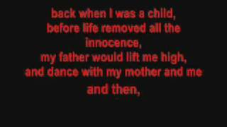 Luther Vandross - Dance With My Father (With Lyrics) thumbnail