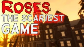 Roblox scariest game EVER! - Roblox Roses [paid access]