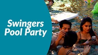 Asia's Largest Swingers Pool Party