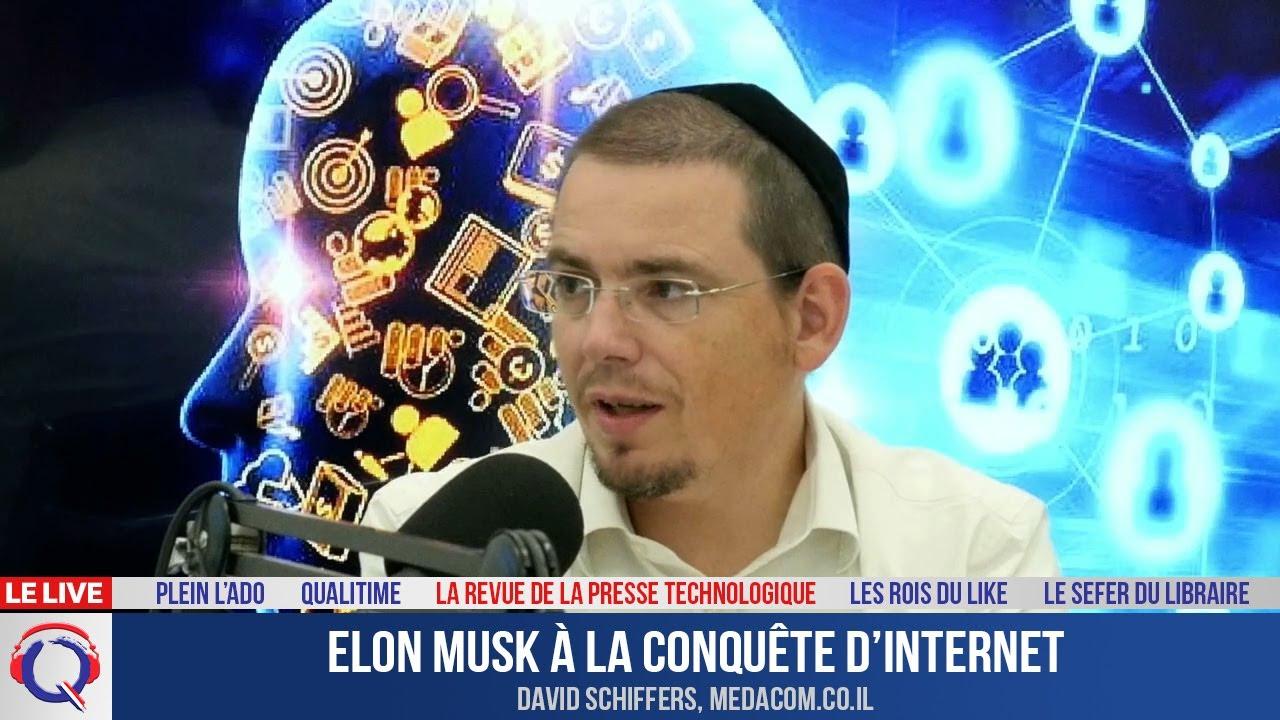 Elon Musk à la conquête d'Internet - La Revue De La Presse Technologique#21