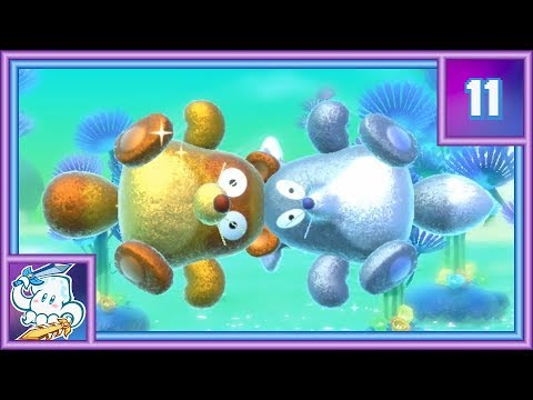 Let\'s Play Kirby Star Allies *Part 11* [Misteen (Goldon & Silvox)]