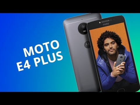 Motorola Moto E4 Plus [Análise / Review]