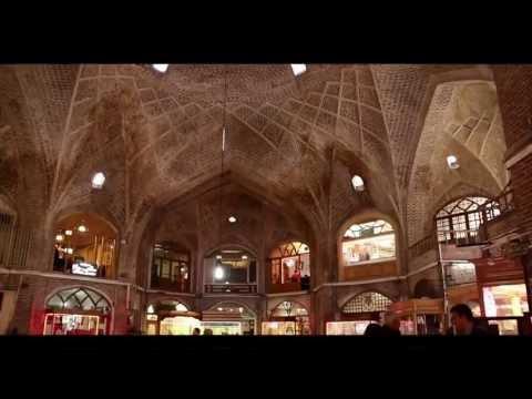 2013 Shortlist of the Aga Khan Award: Rehabilitation of Tabriz Bazaar Tabriz Iran