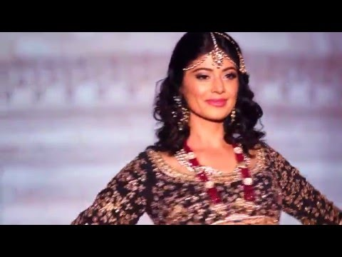 Showbiz India TV Covers Rohini Bedi Wedding Fashion Show